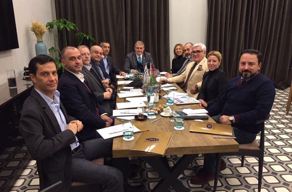UFRAD Yönetim Kurulu Toplantısı